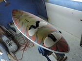 TOAN Wave92 single thruster 2013