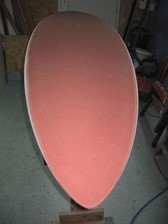 TOAN Wave single thruster 2012